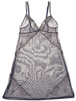 La Perla Floral Embroidered Chemise