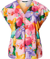 Ralph Lauren Woman Floral-Print Top