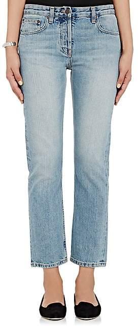 The Row Women's Essentials Ashland Crop Jeans - Blue
