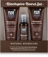 ManCave Blackspice Beard Set