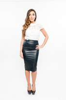 Nicole Bakti 840PL Skirt In Black