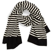 Marc Jacobs Women's Striped Scarf