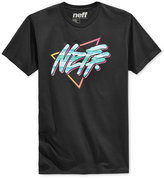 Neff Men's Daily Triangle Filled T-Shirt
