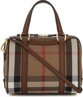 Burberry Alchester small house check tote
