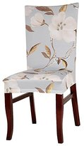 Kingfansion Multicolor Universal Stretch Spandex Dining Room Wedding Banquet Chair Cover (F)