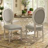 Homevance HomeVance Piper Dining Chair 2-piece Set