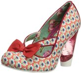 Irregular Choice Womens Hello Ha Court Shoes