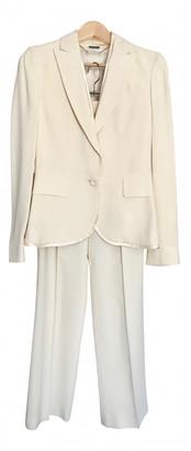 Alexander McQueen Beige Viscose Jackets