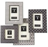 Twos Company Two's Company Modern Manor Frames- Set of 4