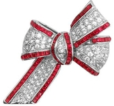 AZ Collection Bow Brooch