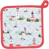 Now Designs Lighthouses Pot Holder