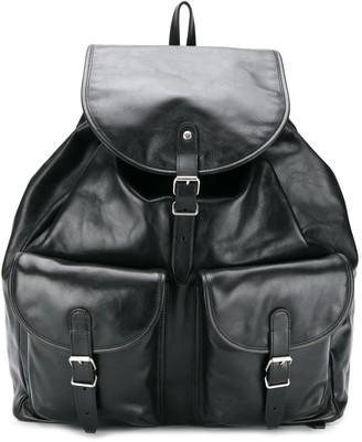 Saint Laurent biker backpack