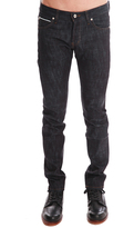 Naked & Famous Denim Super Skinny Slub Stretch Selvedge