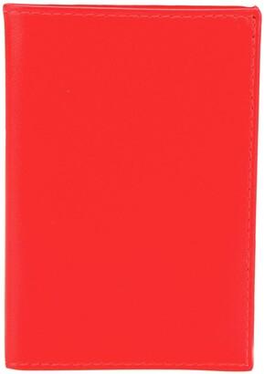 Comme des Garcons Colour Block Billfold Wallet