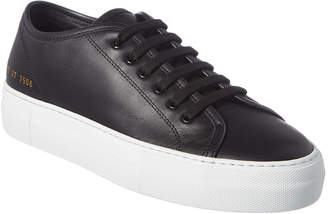 Common Projects Low-Top Leather Sneaker