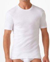 2xist Pima Crewneck T-Shirt, White