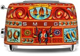 Smeg x Dolce&Gabbana Sicily Is My Love Two-Slice Toaster