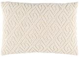 Surya Marielle Textural Cotton Pillow