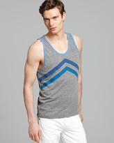 Threads for Thought Chevron Tank
