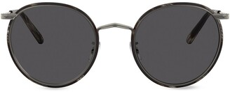 Oliver Peoples Casson round sunglasses