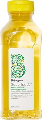 BRIOGEO Be Gentle Be Kind Banana + Coconut Nourishing Superfood Shampoo