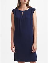 Lauren Ralph Lauren Kaysci Cap Sleeve Dress, Navy