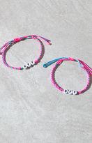 La Hearts BFF Bracelet Pack