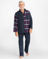 Brooks Brothers Fun Flannel Pajamas