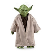 Disney Yoda Figure - Star Tours - 17''