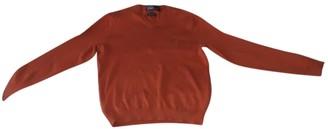 Polo Ralph Lauren Orange Cotton Knitwear for Women