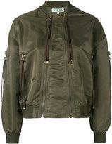 Kenzo elevated bomber jacket - women - Nylon/Polyester - XS