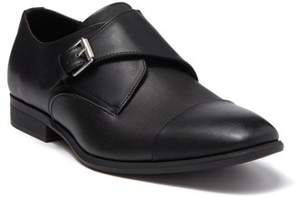 Calvin Klein Lane City Monk Strap Loafer