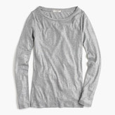 J.Crew Metallic perfect-fit T-shirt