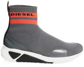 Diesel S-KB Logo Sock Sneakers