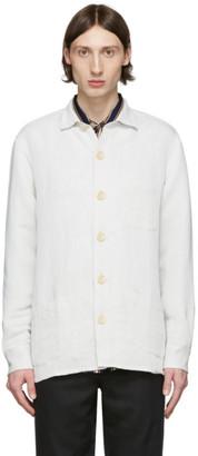 Schnaydermans Off-White Linen Jacket
