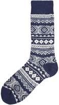 Barbour Onso Fairisle Sock