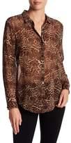 The Kooples Lightweight Long Sleeve Shirt
