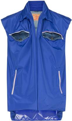 Y/Project double-layer front pocket gilet