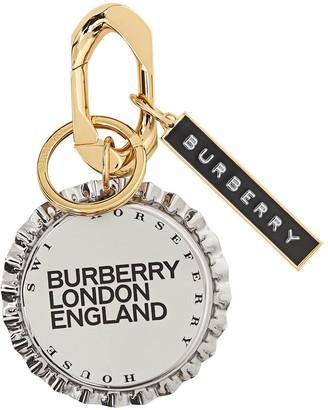 Burberry Bottle Cap Charm
