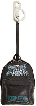 Kenzo Leather Backpack Key Chain
