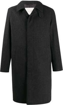 MACKINTOSH Dunkeld wool coat