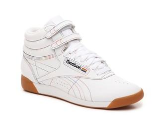 Reebok Freestyle Hi Pride High-Top Sneaker - Women's
