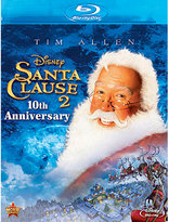 Disney Santa Clause 2 Blu-ray