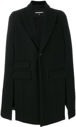 DSQUARED2 Cape Coat
