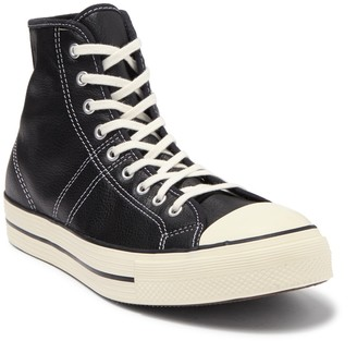 Converse Lucky Star High-Top Leather Sneaker (Unisex)