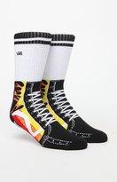 Vans Flame Sk8-Hi Crew Socks