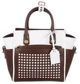Reed Krakoff Mini Perforated Atlantique Bag