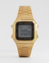 Casio Gold Digital Vintage Style Watch A178WGA-1