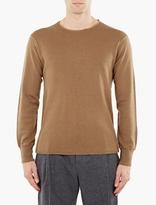 Acne Studios Brown Kool Wool Sweater