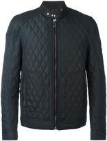 Belstaff quilted bomber jacket - men - Cotton/Polyester - 54